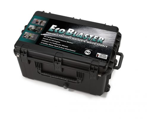 EcoBlaster - celkový pohled