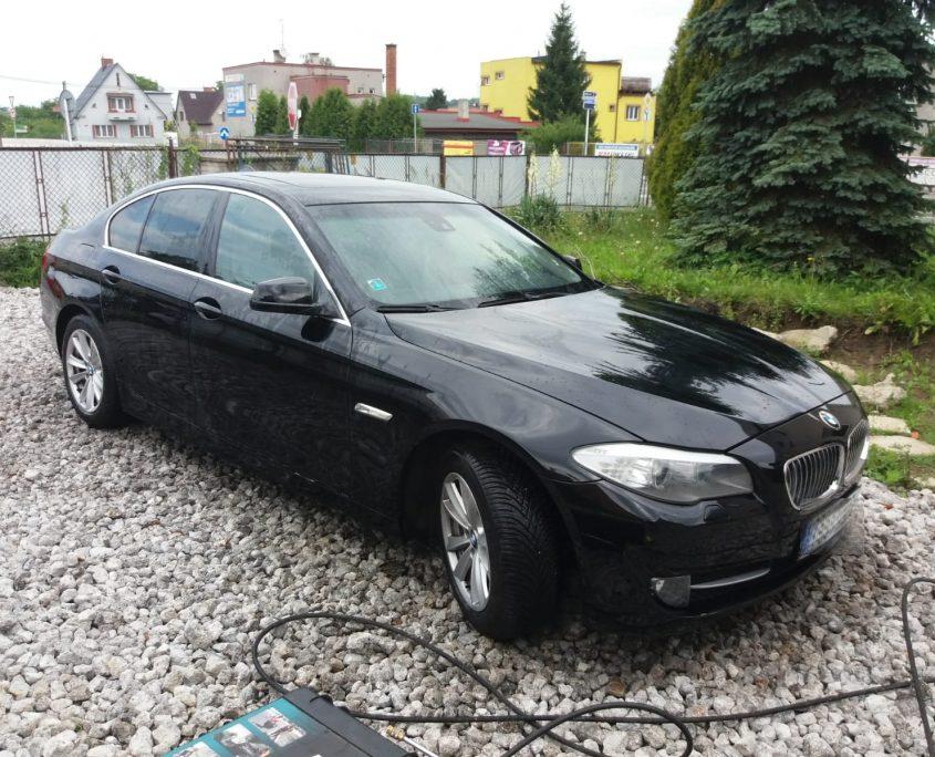Očištěné BMW